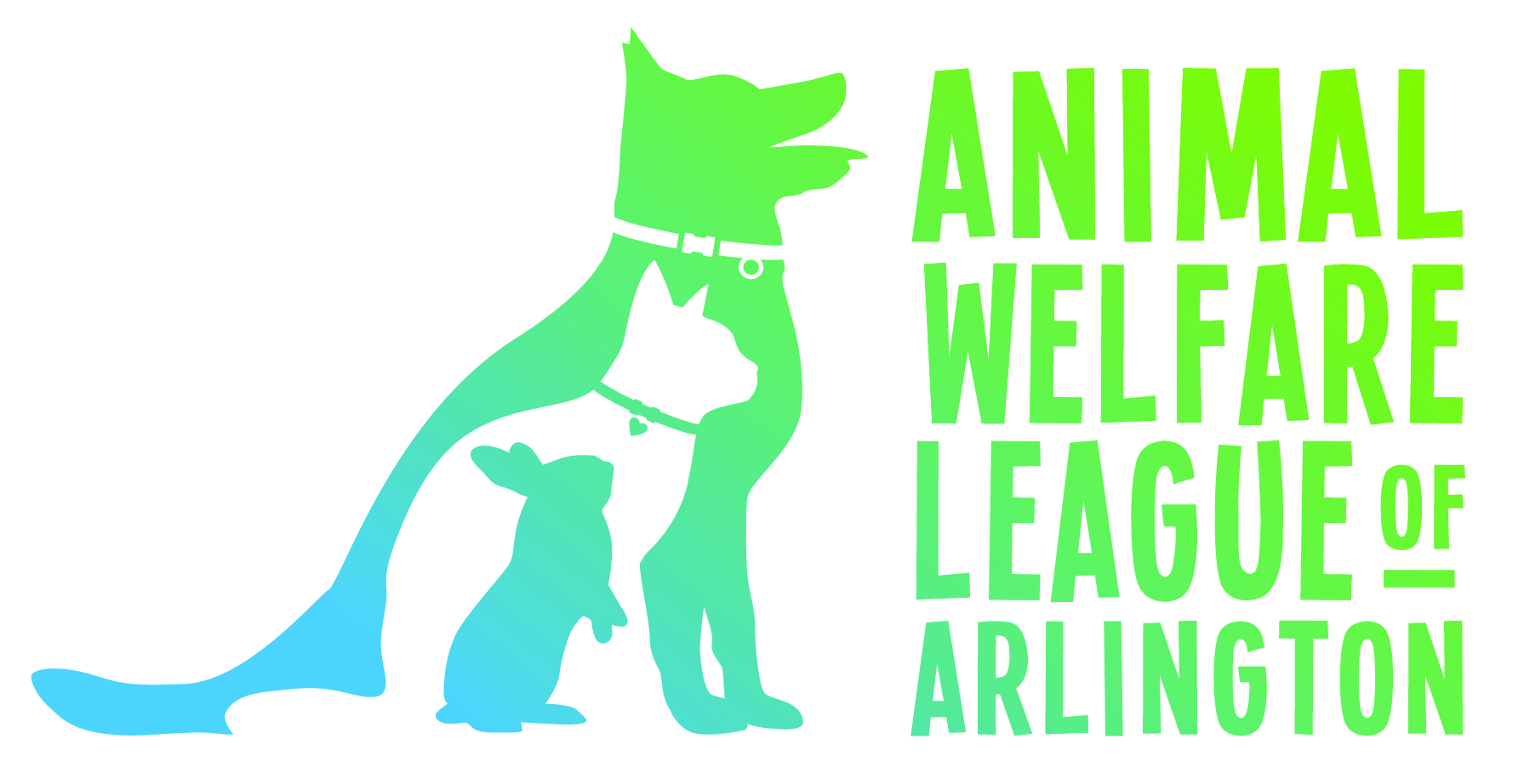 Animal Welfare League of Arlington Logo