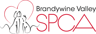 Brandywine Valley SPCA (Society for the Prevention of Cruelty to Animals) logo