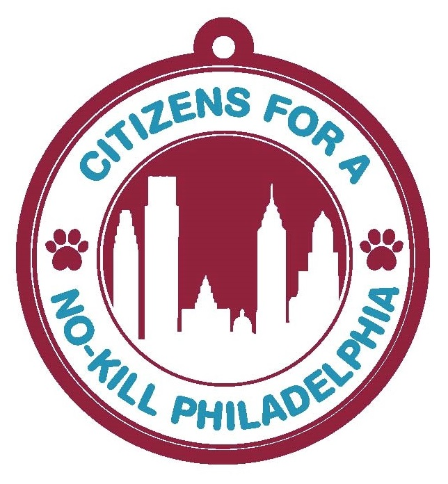 Citizens for a No-Kill Philadelphia logo