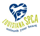 Louisiana SPCA (Society for the Prevention of Cruelty to Animals) logo